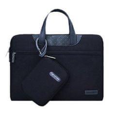Cartinoe Lamando taška na notebook 15.4'', čierna