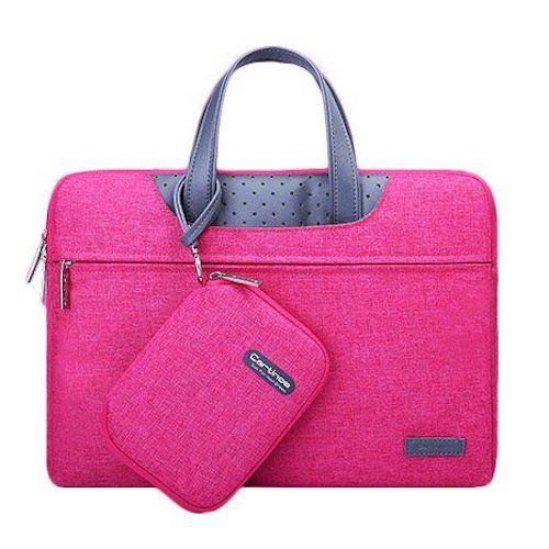 Cartinoe Lamando taška na notebook 12'', červená