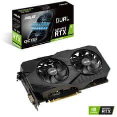 Asus Dual EVO V2 OC GeForce RTX 2060 SUPER, 8 GB GDDR6 grafična kartica