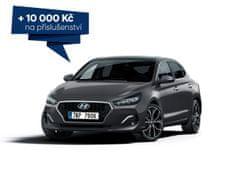 Hyundai i30 Fastback 1,4 T-GDI 103 kW/140 k 6st. manuální – All Inclusive - Dárkový poukaz na slevu z kupní ceny