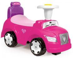 DOLU Automobil guralica 2 u 1, rozi