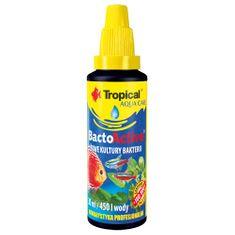 TROPICAL Bacto-Active/Bactinin 30ml na 450l živé kultúry baktérií do akvária