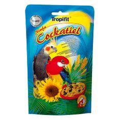 TROPIFIT Cockatiel 700g krmivo pre korely