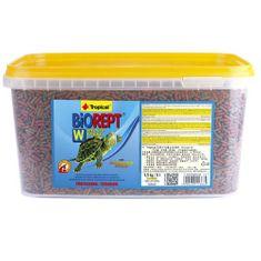 TROPICAL Biorept W 5l/1,5kg krmivo pro vodní želvy