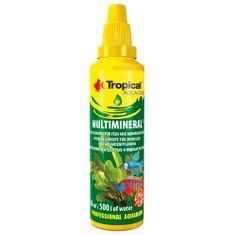 TROPICAL Multimineral 50ml na 500l mikroelementy pro ryby a vodní rostliny