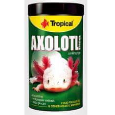TROPICAL Axolotl Sticks 250ml/135g krmivo pro Axolotl mexické