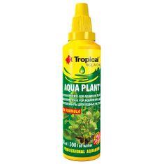 TROPICAL Aqua Plant 50ml na 500l tekuté hnojivo pre akvarijné rastliny