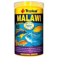 TROPICAL Malawi 1000ml/200g viaczložkové krmivo pre cichlidy z jazera Malawi