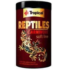 TROPICAL Reptiles Carnivore 1000ml/260g krmivo pre plazy