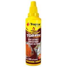 TROPICAL Torfin Complex 50ml na 500l prípravok na úpravu vody z extraktu z rašeliny