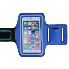 "MG Arm Case Premium univerzálne bežecké púzdro 5,1"", modré"