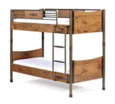 Čilek Dětská patrová postel PIRATE 90x200 cm