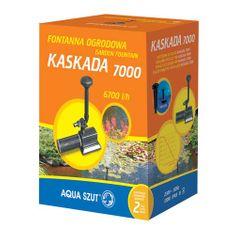 Aqua Szut KASKADA 7.000 0-450cm, 6.700 l/h, 170W, 10m kabel
