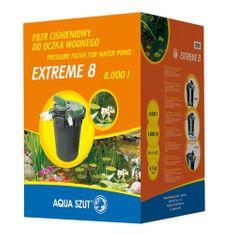 Aqua Szut EXTREME 8 tlakový filtr na 8.000l, 4.000 l/h ideální s KASKADA 3600