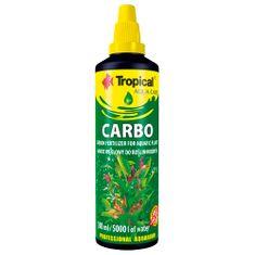 TROPICAL Carbo 250ml na 5.000l uhlíkové hnojivo pre akvarijné rastliny