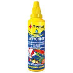 TROPICAL Antychlor 50ml na 500l prípravok na neutralizáciu chlóru