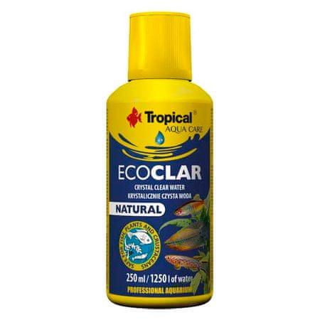 TROPICAL Ecoclar 250ml a kristálytiszta vízért