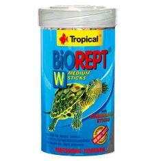 TROPICAL Biorept W 100ml/30g krmivo pre vodné korytnačky