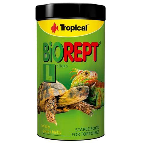TROPICAL Biorept L 500ml/140g krmivo pre suchozemské korytnačky