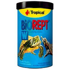 TROPICAL Biorept W 1000ml/300g krmivo pre vodné korytnačky