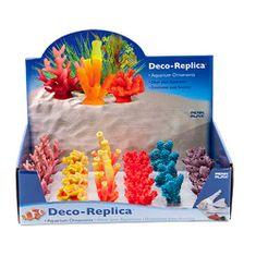 PENN PLAX Dekorácia Mini Coral 5-7 cm