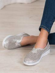 Nőitornacipő 64357 + Nőin zokni Gatta Calzino Strech