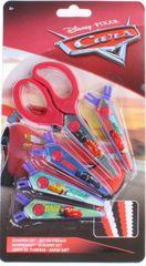 Canenco Dětské nůžky Cars Auta s vyměnitelnými ZIG-ZAG čepelemi