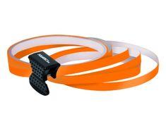 Foliatec samolepící linka na obvod kola - oranžová
