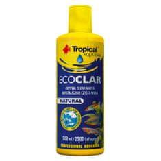 TROPICAL Ecoclar 500ml pro křišťálově čistou vodu