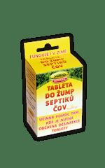 Subio Tableta do žump, septiků a domovních ČOV - Free Flo Pills