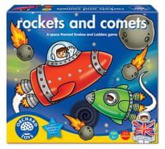 Orchard Toys Rakety a komety