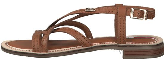 s.Oliver dámske sandále 28120_1, 36, hnedá