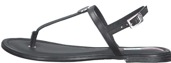 s.Oliver dámske sandále 28125_1, 36, čierna