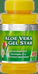 """Starlife ALOE VERA GEL STAR, 60 tab. """"detoxikácia a regenerácia"""""""