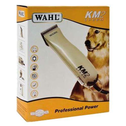 Wahl KM2 strojček. dve rýchlosti 3m, 1,8mm