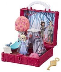 Disney Frozen 2 Játékkészlet díszlettel - varázserdő