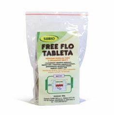 Subio Free Flo Tableta - bakterie a enzymy
