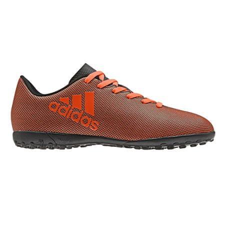 Adidas X 17.4 TF J CBLACK / SOLRED / SORANG 4, FW17_