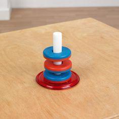 TickIt Vznášející se kroužky větší (Large floating ring set)