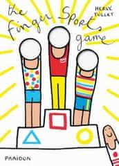 Hervé Tullet Kniha hra šport/Finger sports game