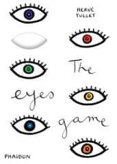 Hervé Tullet Kniha hra na oči/Eyes Game