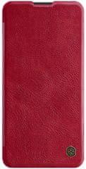 Nillkin Qin Book pouzdro pro Huawei P40 Pro 2451519, červený