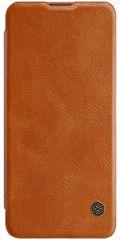 Nillkin Qin Book puzdro pre Xiaomi Mi 10/10 Pro 2451563, hnedé