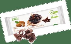 Natural Bars Bio Tyčinka Naturka - čokoláda a mandle