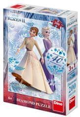 DINO Ľadové kráľovstvo II. 200 diamond puzzle
