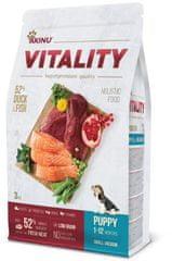 Akinu karma dla psów Vitality duck&fish 3 kg
