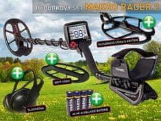 Makro Metal Detector MAKRO RACER 2 - hloubkový set