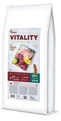 Akinu VITALITY karma dla psa, dorosłego, średniej rasy, kurczak i wołowina 12 kg