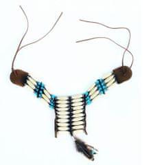 Náhrdelník indián - Apač