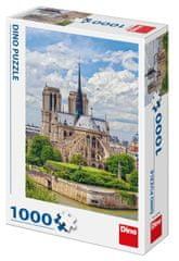 DINO slagalica Notre Dame, 1000 komada